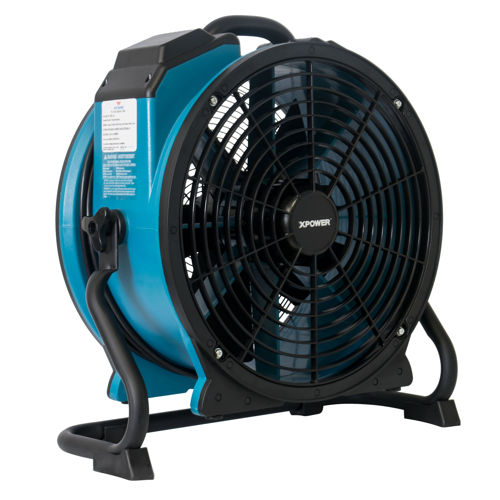 Industrial Air Movers : Xpower p ar industrial axial air mover