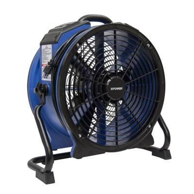 High Temp Axial Fans